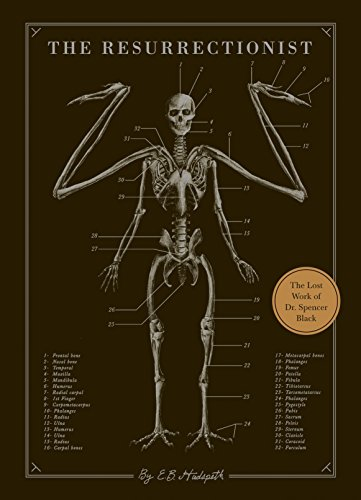 9781594746161: The Resurrectionist: The Lost Work of Dr. Spencer Black: The Lost Work and Writings of Dr. Spencer Black