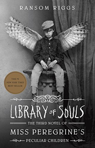 Library of Souls: The Third Novel of Miss Peregrine's Peculiar Children **SIGNED 1st Edition /1st...