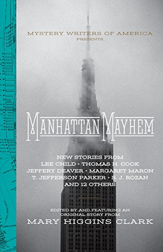 9781594747618: Manhattan Mayhem: New Crime Stories from Mystery Writers of America