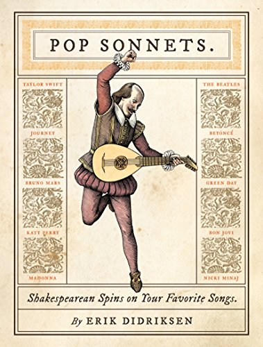 9781594748288: Pop Sonnets: Shakespearean Spins on Your Favorite Songs