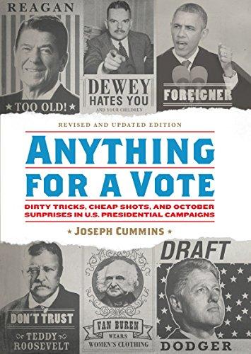Anything for a Vote: Dirty Tricks, Cheap: Cummins, Joseph