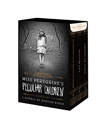 9781594748387: Miss Peregrine's Peculiar Children Boxed Set