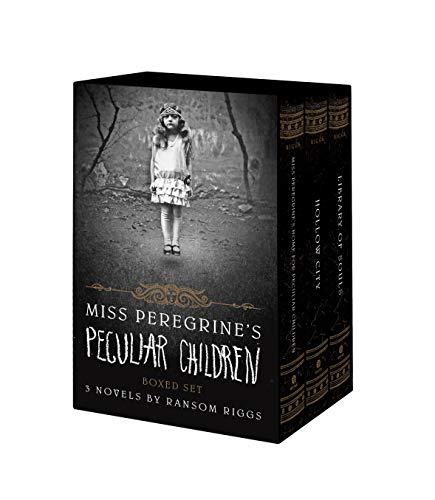 Miss Peregrines Peculiar Children Boxed Set