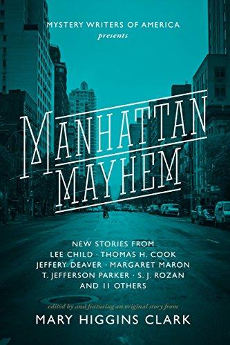 9781594748943: Manhattan Mayhem: New Crime Stories from Mystery Writers of America New Crime Stories from Mystery Writers of America