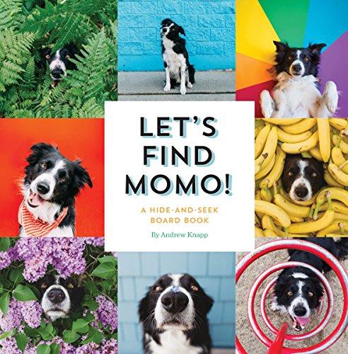 9781594749582: Let's Find Momo!: A Hide-and-Seek Board Book