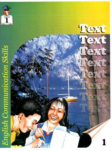 9781594760013: English Communication Skills Chapter 1 Text