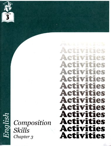 9781594760136: English: Composition Skills, Chapter 3 Activities