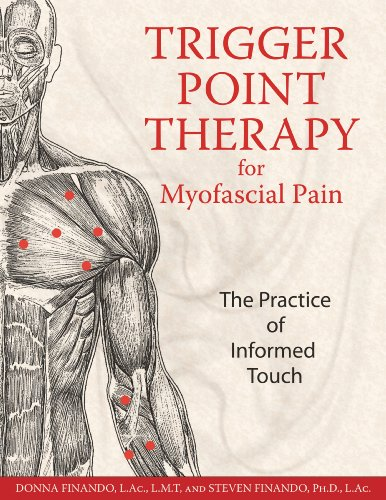 9781594770548: Trigger Point Therapy for Myofascial Pain: The Practice of Informed Touch