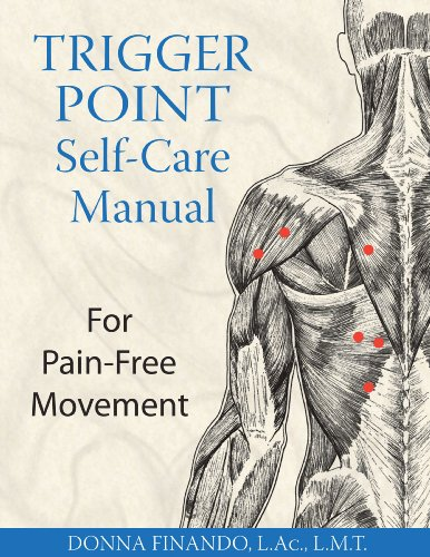 9781594770807: Trigger Point Self-Care Manual: For Pain-Free Movement