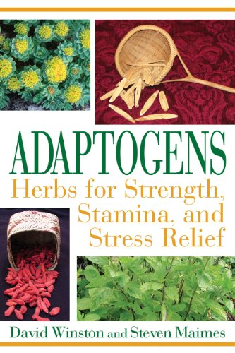 9781594771583: Adaptogens: Herbs for Strength, Stamina, and Stress Relief