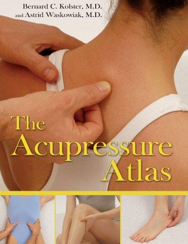 9781594771750: The Acupressure Atlas