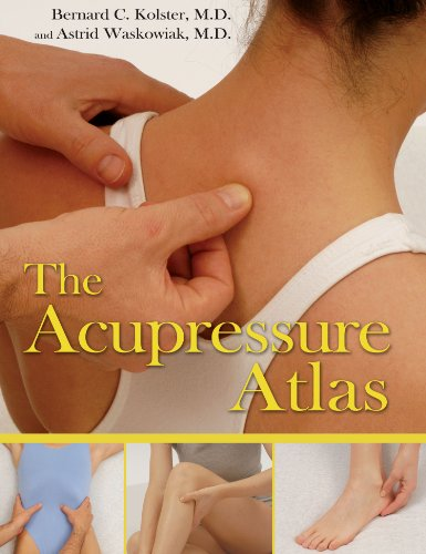 9781594772078: The Acupressure Atlas