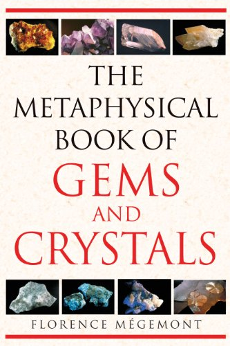 9781594772146: The Metaphysical Book of Gems and Crystals