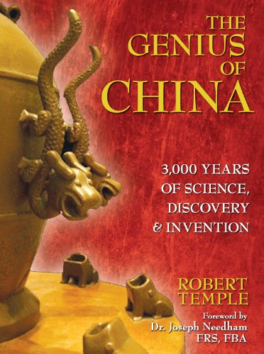 9781594772177: The Genius of China: 3,000 Years of Science, Discovery, and Invention