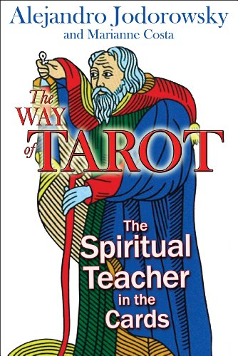 9781594772634: The Way of Tarot: The Spiritual Teacher in the Cards