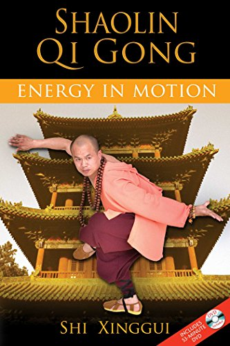 Shaolin Qi Gong - Energy in Motion (w/DVD)