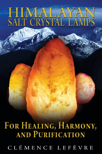 Himalayan Salt Crystal Lamps for Healing, Harmony, and Purification