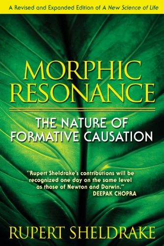9781594773174: Morphic Resonance: The Nature of Formative Causation