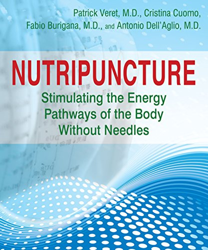 9781594774294: Nutripuncture: Stimulating the Energy Pathways of the Body Without Needles