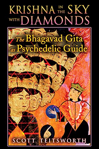 9781594774416: Krishna in the Sky with Diamonds: The Bhagavad Gita as Psychedelic Guide