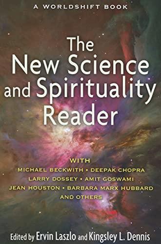 Imagen de archivo de The New Science and Spirituality Reader a la venta por SecondSale