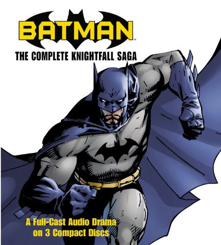 9781594830747: Batman: The Complete Knightfall Saga