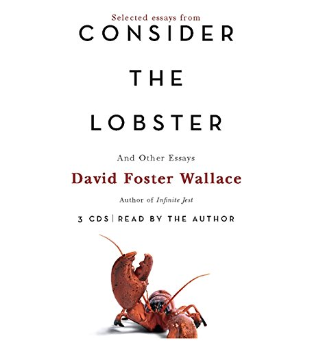 9781594830990: Consider the Lobster: And Other Essays