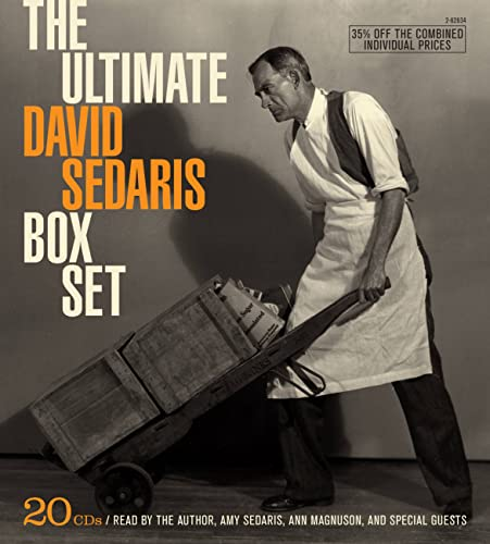 9781594836343: The Ultimate David Sedaris Box Set