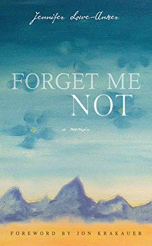 9781594850820: Forget Me Not: A Memoir