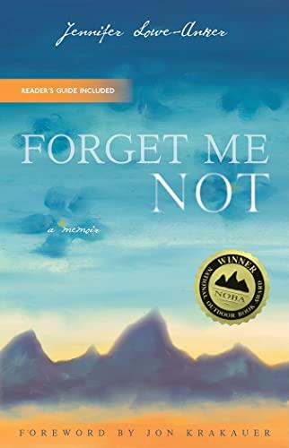 9781594852749: Forget Me Not: A Memoir