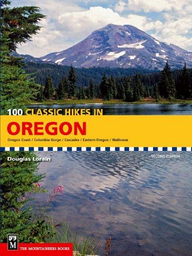 9781594854927: 100 Classic Hikes in Oregon