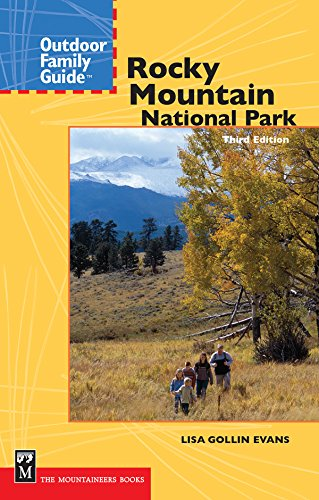 9781594854989: Outdoor Family Guide to Rocky Mountain National Park
