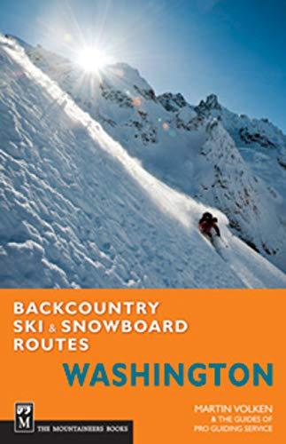 9781594856563: Backcountry Ski and Snowboard Routes - Washington