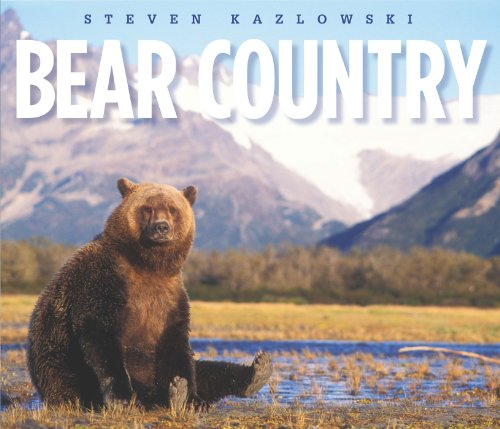 9781594856754: Bear Country: North America's Grizzly, Black and Polar Bears