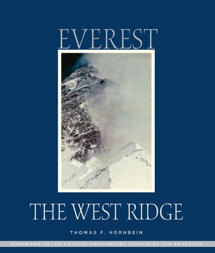 9781594857072: Everest: The West Ridge