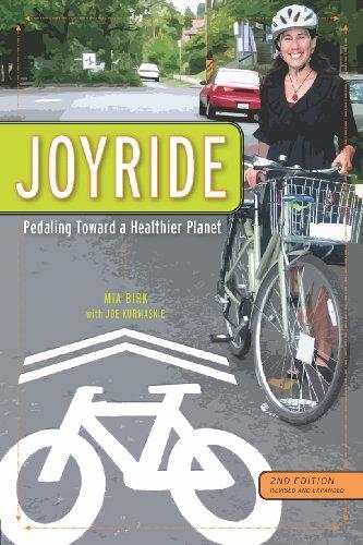 9781594857607: Joyride: Pedaling Toward a Healthier Planet
