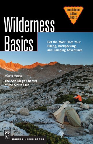 9781594858215: Wilderness Basics: Get the Most from Your Hiking, Backpacking, and Camping Adventures (Mountaineering Outdoor Basics)