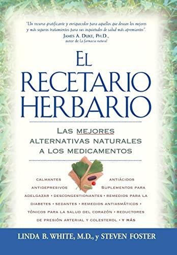 9781594860232: El Recetario Herbario