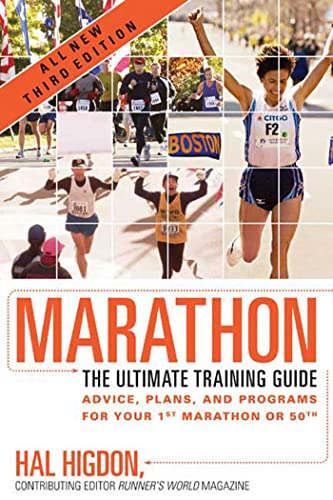 Marathon: The Ultimate Training Guide (1594861994) by Hal Higdon