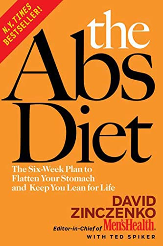 9781594862168: The Abs Diet: The Six-Week Plan to Flatten Your Stomach and Keep You Lean for Life