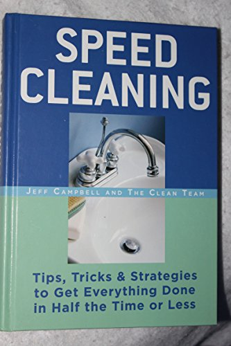 9781594862748: Speed Cleaning