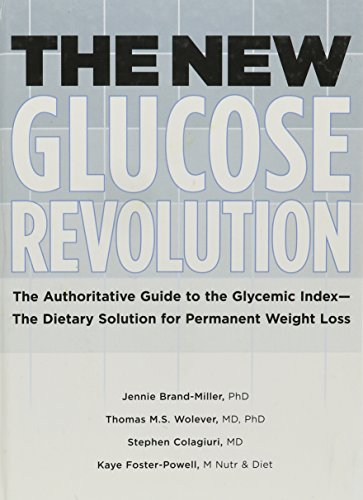 The New Glucose Revolution: Jennie Brand-Miller, Thomas