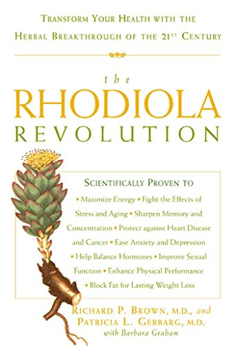 9781594862946: The Rhodiola Revolution: Transform Your Health with the Herbal Breakthrough of the 21st Century