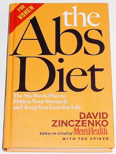 9781594863097: The Abs Diet: The 6-Week Diet to Flatten Your Stomach and Keep You Lean for Life