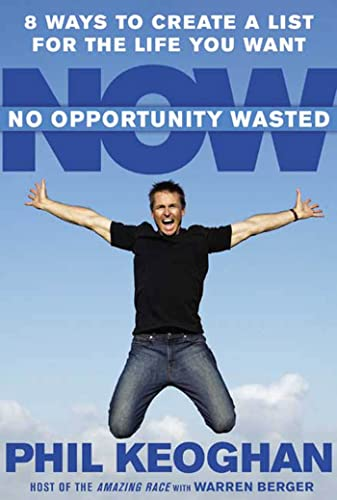 9781594864049: No Opportunity Wasted: 8 Ways to Create a List for the Life You Want