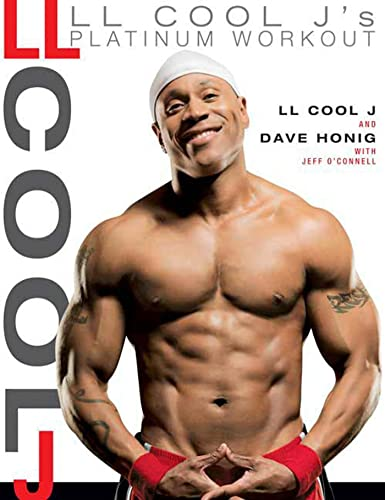 9781594866081: LL Cool J's Platinum Workout: Sculpt Your Best Body Ever with Hollywood's Fittest Star