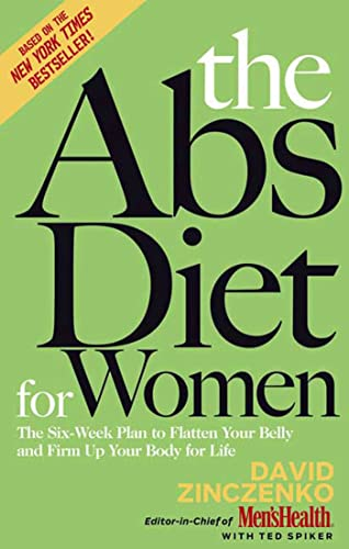 9781594866241: The Abs Diet for Women: The Six-Week Plan to Flatten Your Belly and Firm Up Your Body for Life