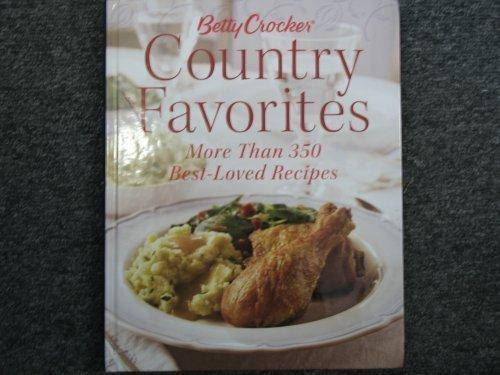 9781594866678: Betty Crocker Country Favorites