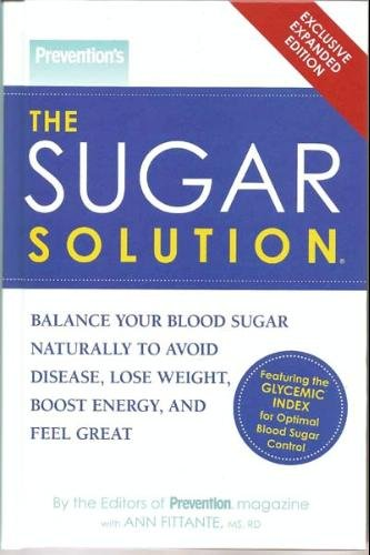 Prevention's The Sugar Solution: Ann Fittante