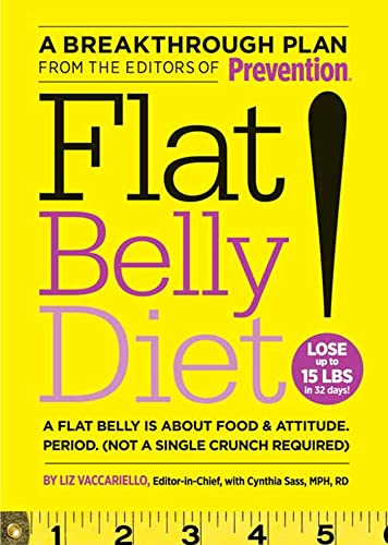 9781594868511: Flat Belly Diet